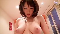 Big breasts with wide aureola