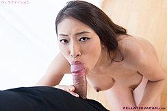 Kobayakawa Reiko Sucking Cock Head Big Tits