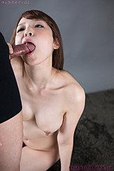 Teasing Cock Head Bare Breasts Hard Nipples