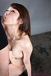 Aoi Sakura Sucking Cock Head Hard Nipples