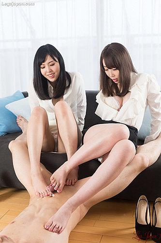 Kisaki Aya & Yokoyama Natsuki